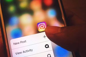 instagram new post